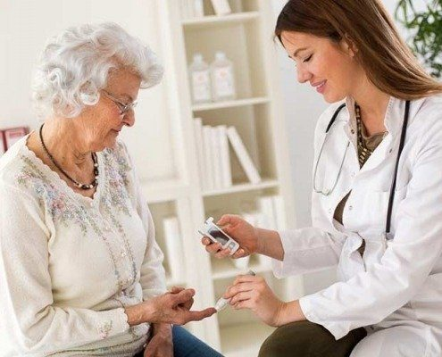 خدمات پزشک و پرستاری