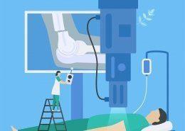 رادیولوژی رنگی و تخصصی