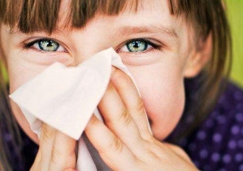 انفولانزا در کودکان